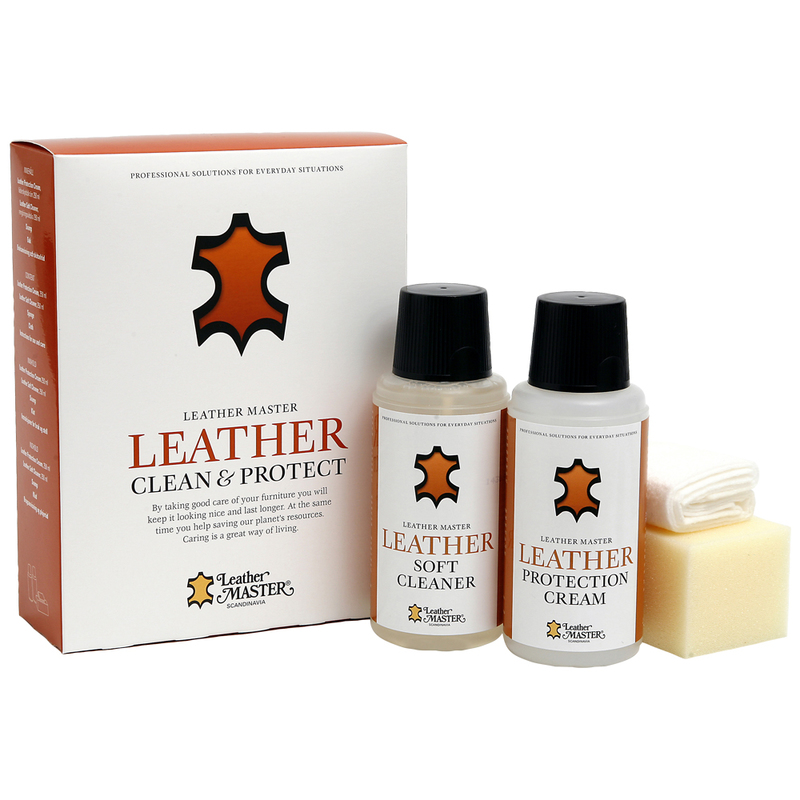 Leather Clean & Protect